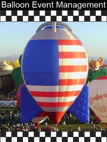 Hot AIr Balloon Event Management